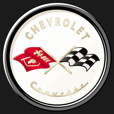 1953 Corvette Logo