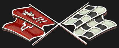 1972 Corvette Logo